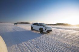 奇瑞新能源S61冬季高寒测试曝光,预估2020年上半年上市