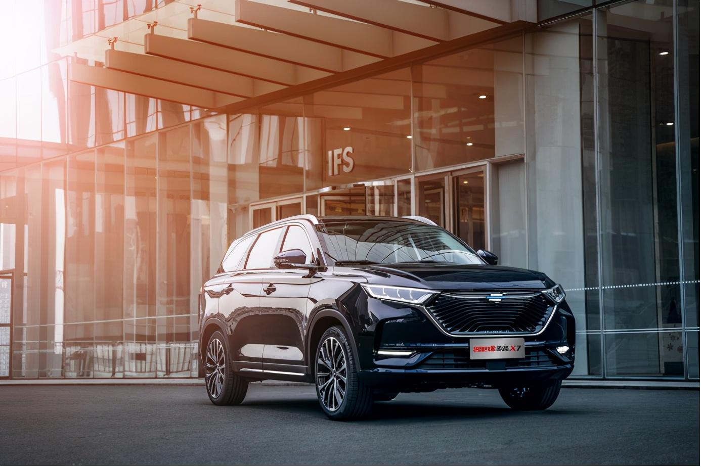 大美都市精品SUV,2021款长安欧尚X7以7.77万-12.99万强劲来袭!